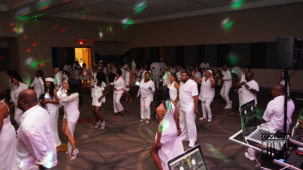 All White Martini Party